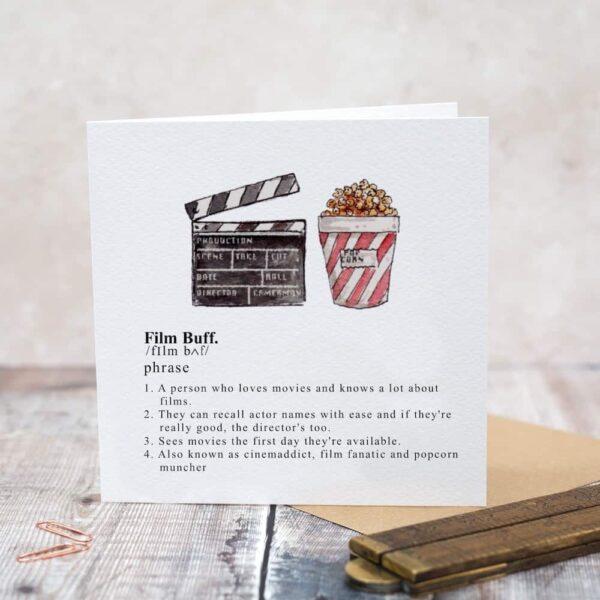 film buff card