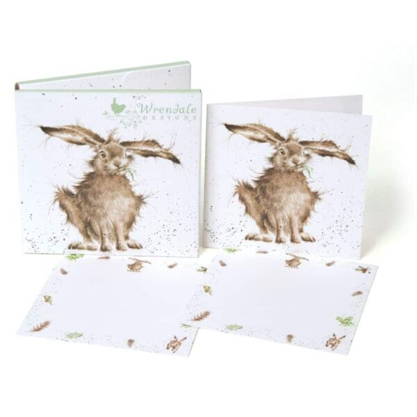 Hare Note Cards Pack