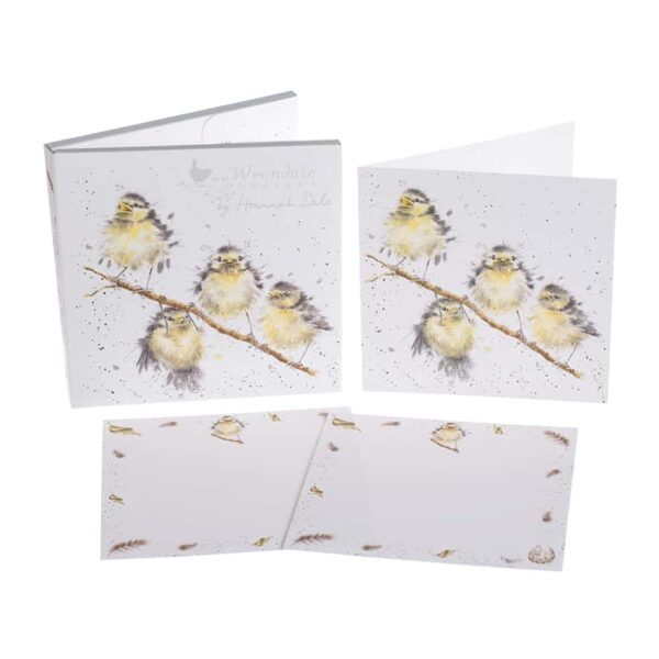 Hanging Out With Friends Note Cards Pack