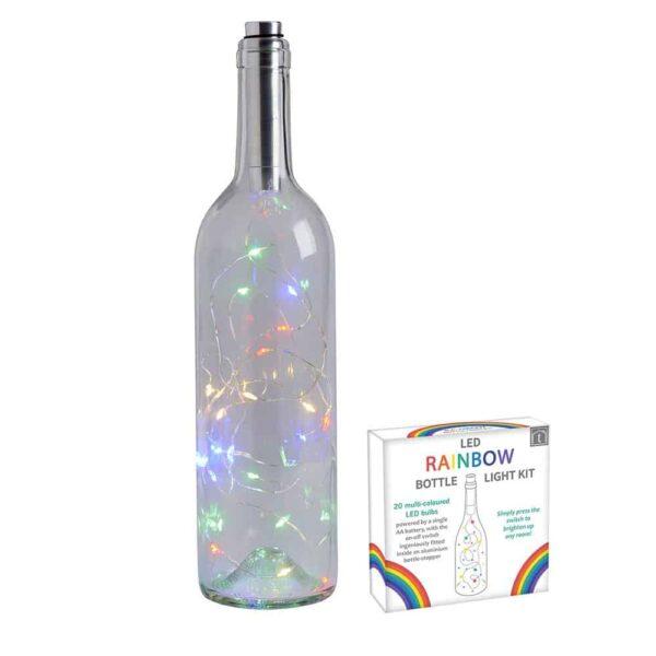led multi-coloured lights