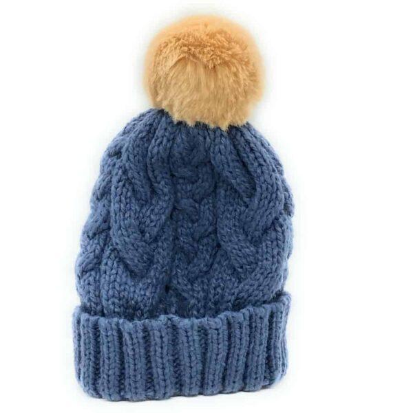 charlotte navy hat