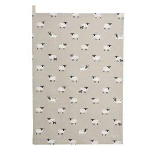 Sheep Tea Towel