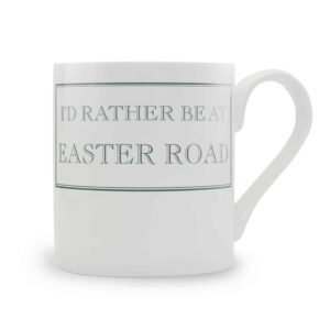 i'd rather be at easter road