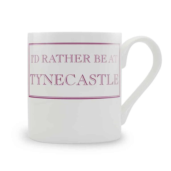 i'd rather be at tynecastle
