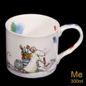 art club mug
