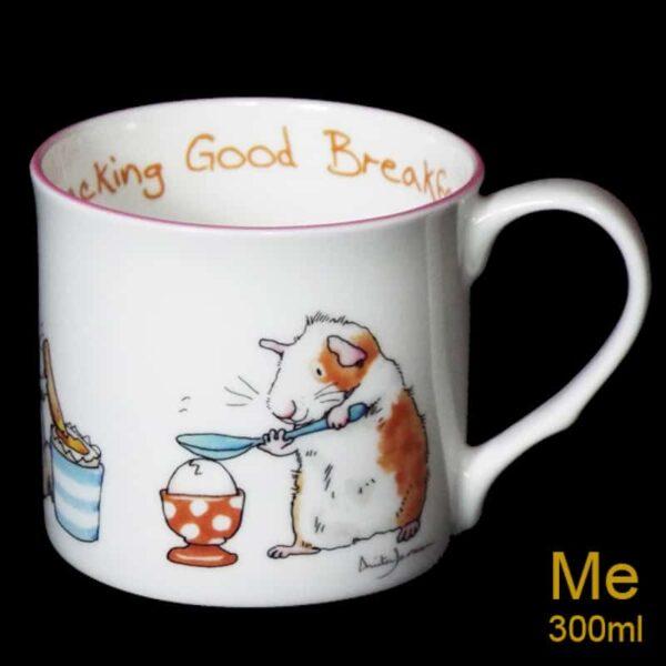 cracking good breakfast mug