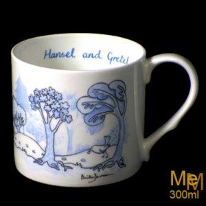 hansel and gretel mug