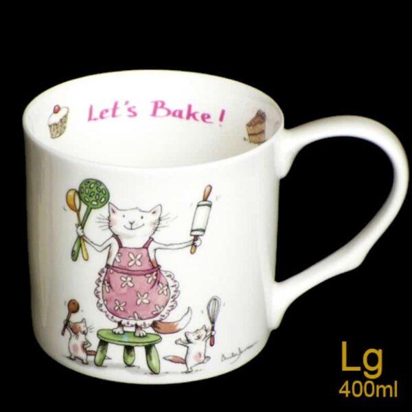 let's bake mug