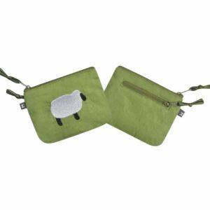 green sheep purse