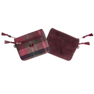 hawthorn tweed purse