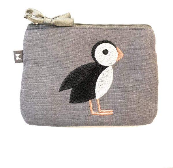 puffin purse