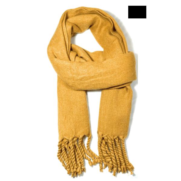 carolyn scarf mustard