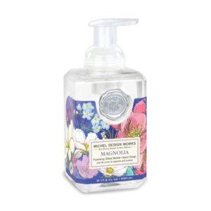 Magnolia Foaming Shea Butter Hand Soap