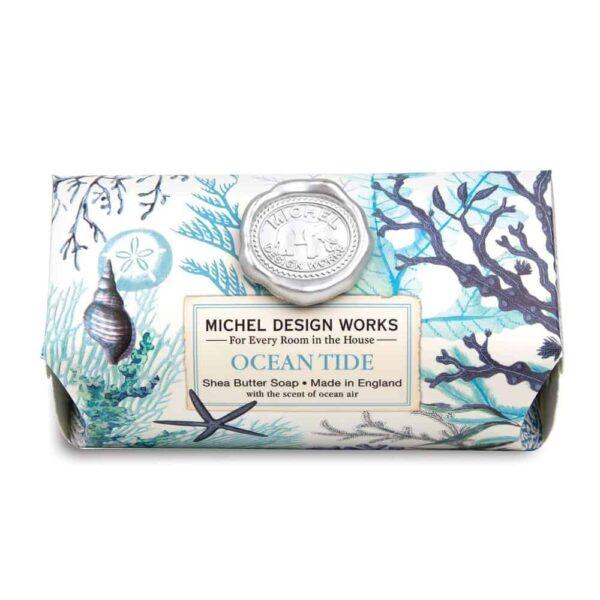 Ocean Tide Shea Butter Soap