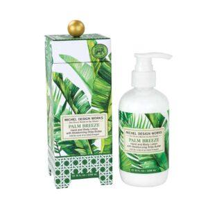 palm breeze hand body lotion