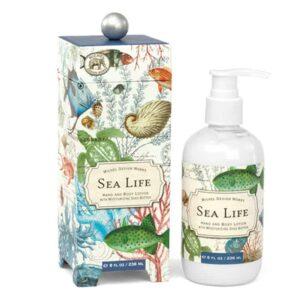 sea shea hand body lotion