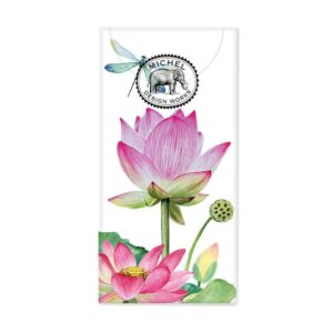 water lilies tissues