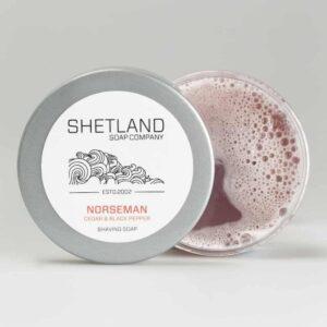 Norseman Traditional Men's Shaving Soap