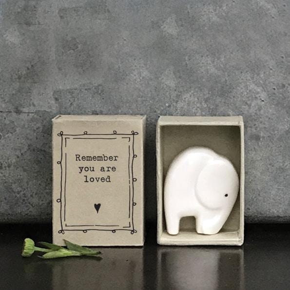 elephant in matchbox
