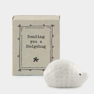 matchbox hedgehog