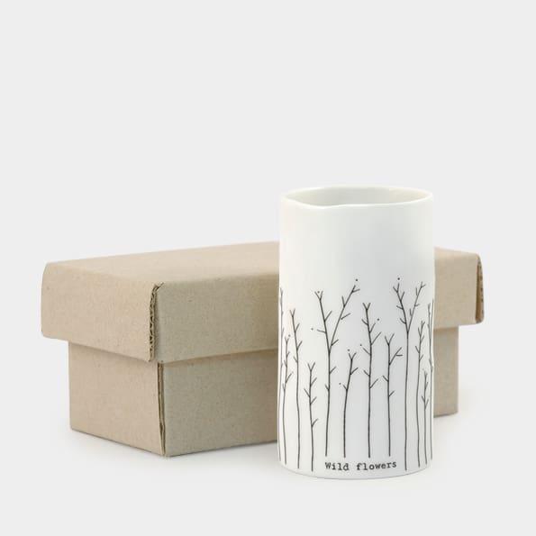 wild flowers vase box