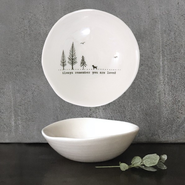 you are loved bowl