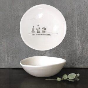 wonderful life bowl