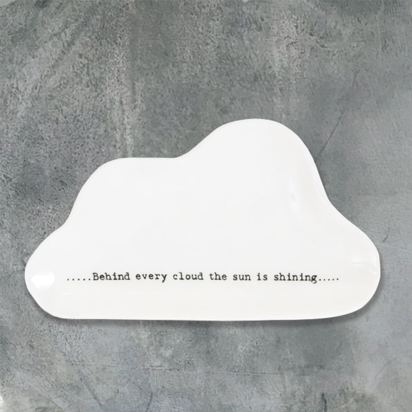 wobbly cloud dish
