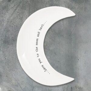 moon dish