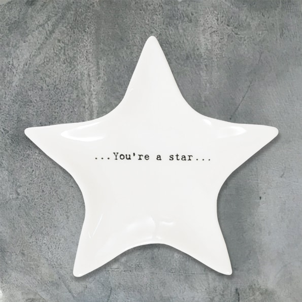 you're a star dish