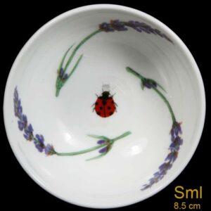 small lavender bowl