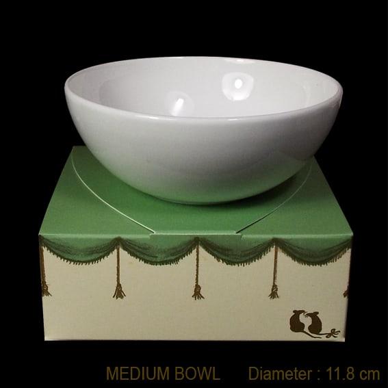 small bowl box