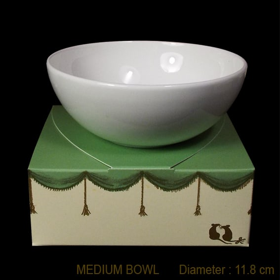 medium bowl box