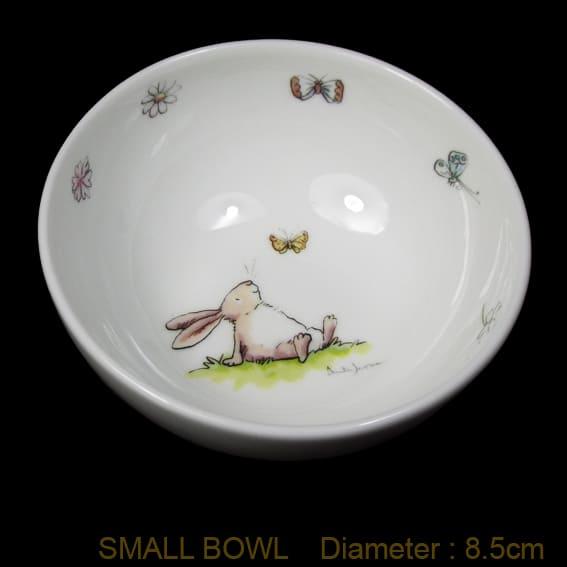 meadow bunny bowl