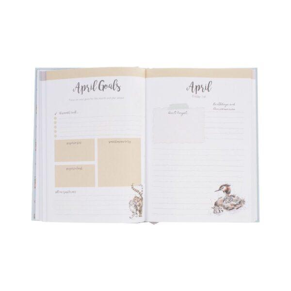 Desk Diary 2022