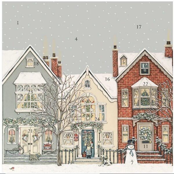 Christmas Street Advent Calendar