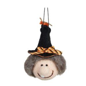 Hanging Felt Witch