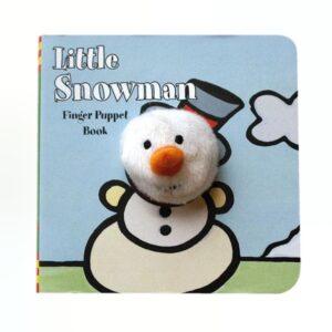The Little Snowman Finger Puppet Book