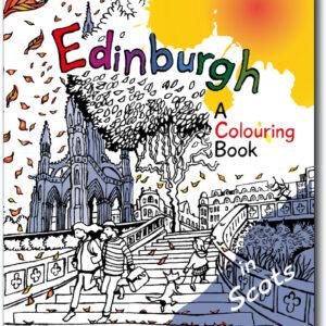 Edinburgh, A Colouring Book